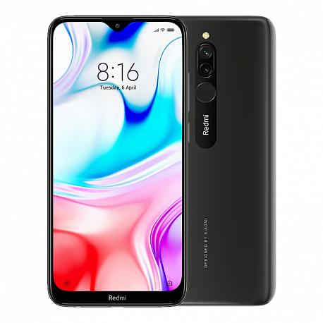 Xiaomi Redmi 8 4/64 Gb, Черный (РСТ)
