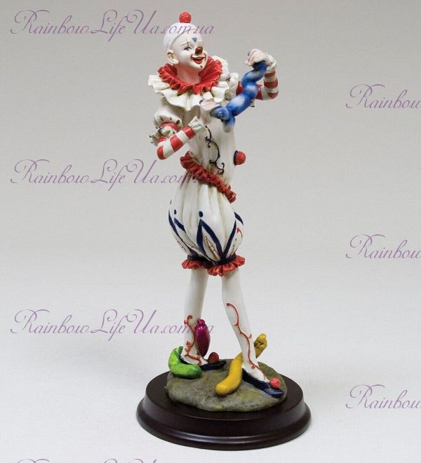 "Статуэтка Клоун с шариками ""Euro Artista"""