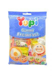 Жевательные конфеты Yupi Noodles 23г
