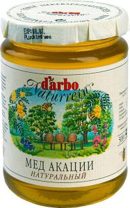Мед Акации 500 гр DARBO