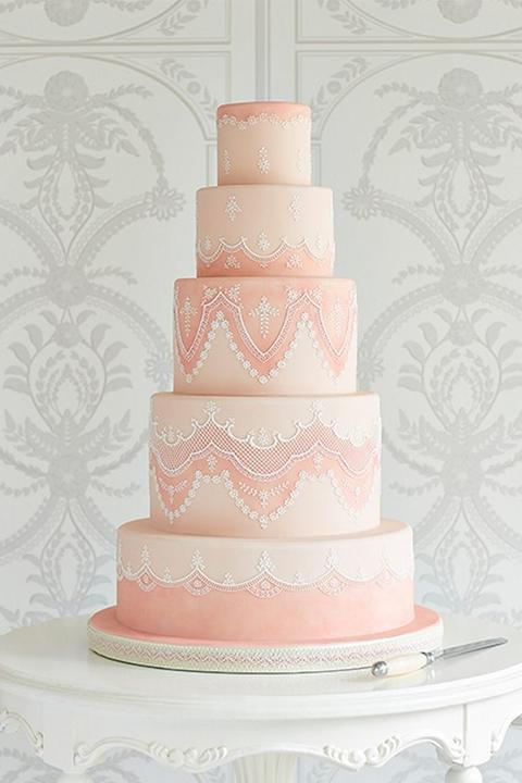 Свадебный торт Романтика Венеции