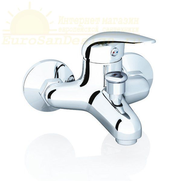 Смеситель Ravak Suzan SN 022.00/100 для ванны без лейки ФОТО