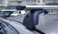 Багажник на крышу Skoda Octavia Tour, Amos Beta, крыловидные дуги