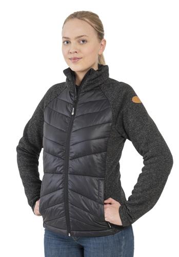 """Демисезонная куртка с флисом """"Horse Comfort"""""""