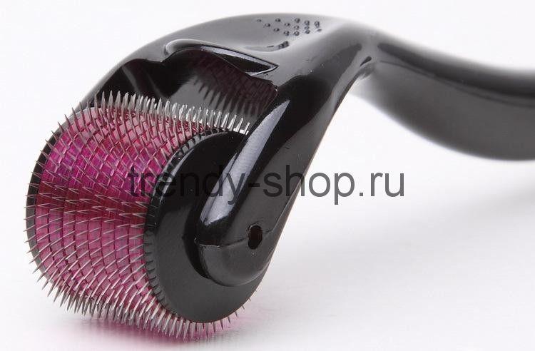 Мезороллер со стальными иглами 0,75 мм Microneedle Therapy Sistem, 540 игл