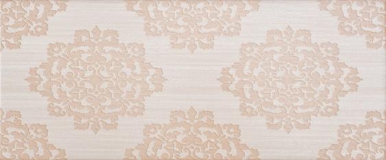 Fabric beige wall 03