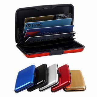 Кейс для кредитных карт Security Credit Card Wallet
