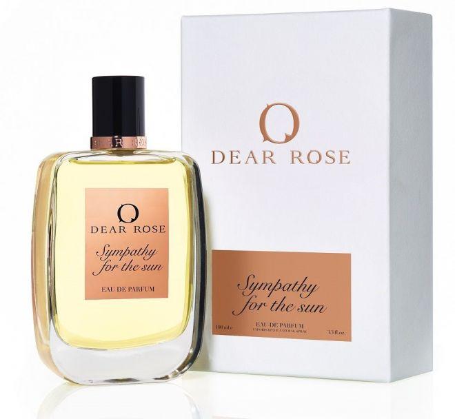 Dear Rose  SYMPATHY FOR THE SUN