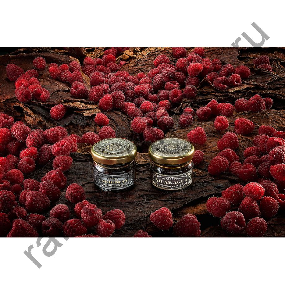 World Tobacco Original 20 гр - Nicaragua Raspberry (Никарагуа и Малина)