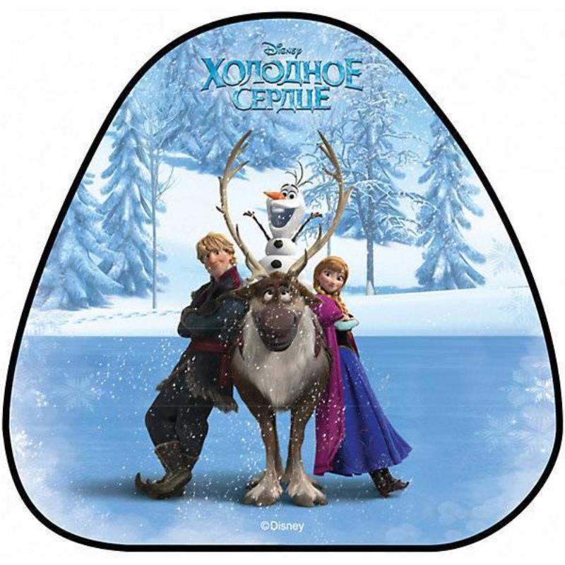 Треугольная ледянка Disney Холодное Сердце 52х50 см