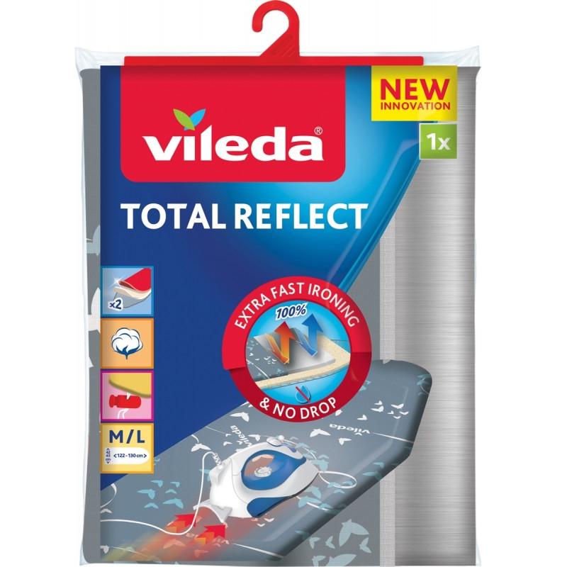 Чехол для гладильной доски Vileda Total Reflect