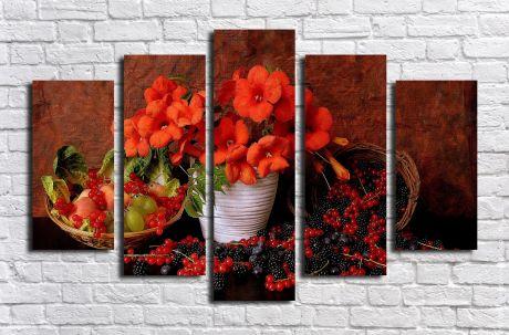 Модульная картина Для кухни 18
