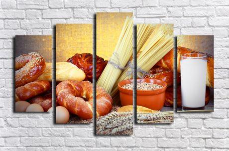 Модульная картина Для кухни 33