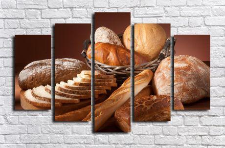 Модульная картина Для кухни 36