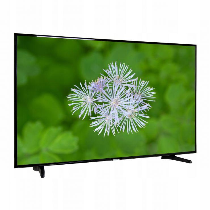 """Телевизор 43"""" Samsung LED UE43NU7140U: SmartTV, 4K UHD, 178°/178°, PQI 1300Гц, D"""