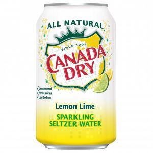 Напиток Canada Dry Лимон-Лайм 355 мл ж/б