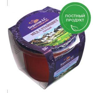 Мед горный 350 г Алтайский