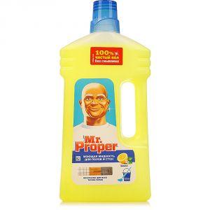 Мист. Пропер Моющ.жидк. для полов и стен Лимон 1л