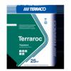 Terraco Terraroc HBR Толстослойная Ремонтная Штукатурка для Бетона, Армированная Волокном 25кг