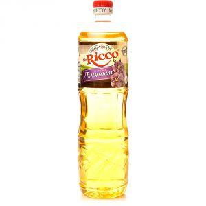 Масло подсолнечное Mr.Ricco 1л с добавлением масла авокадо