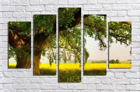 Модульная картина Пейзажи и природа 39