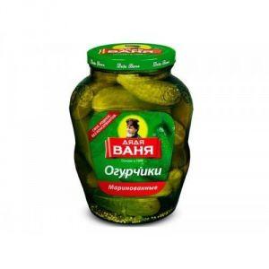 Огурцы маринов.1800 гр Дядя Ваня