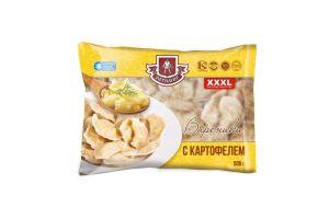 Вареники с картофелем и сыром 500 г. Ратимир