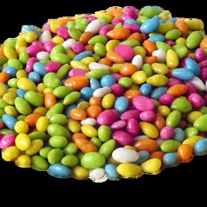 Драже Семечки в цветной глазури