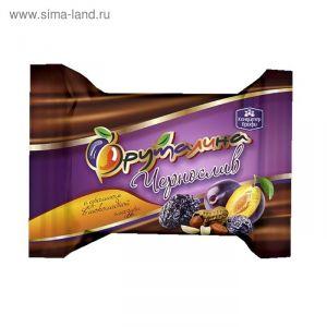 Конфеты ассорти Фруталина курага и чернослив с арахисом в шоколаде