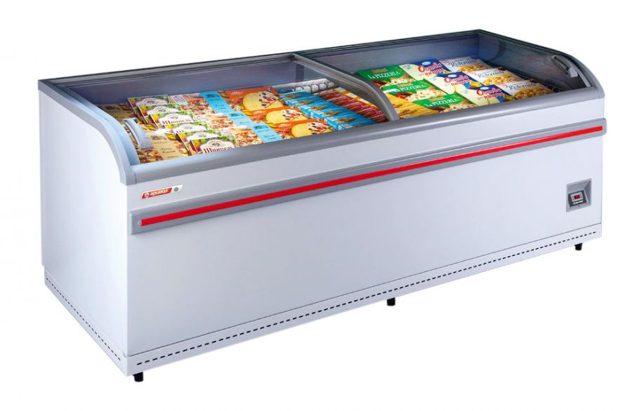 Морозильный ларь-бонета Ариада LU 250
