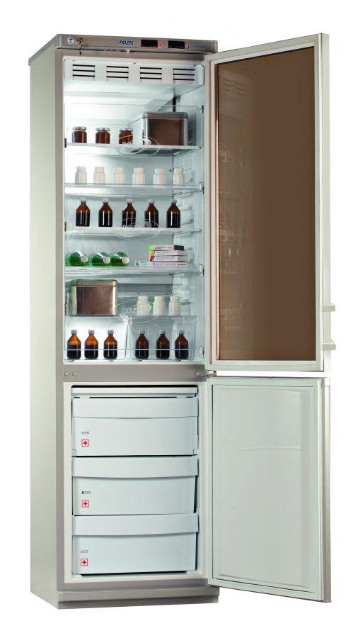 Фармацевтический холодильный шкаф Pozis ХЛ-340