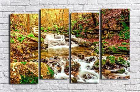 Модульная картина Пейзажи и природа 130