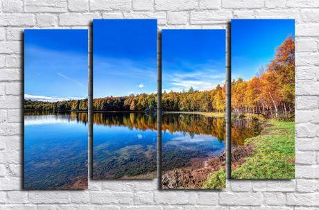 Модульная картина Пейзажи и природа 131