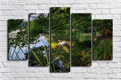 Модульная картина Пейзажи и природа 133