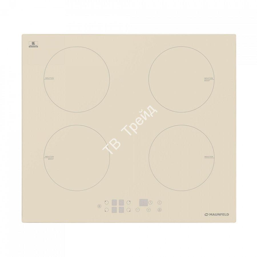 Индукционная панель MAUNFELD EVI.594-BG бежевый