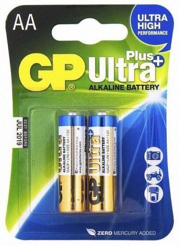 Batareyka GP Ultra Plus Alkaline AA(2)
