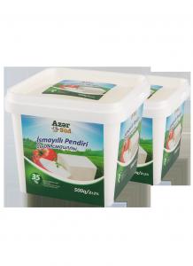 Ağ pendir brınza AzerSüd 500 gr 35%