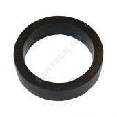 Прокладка под бачок круглая 74х94 черн Симтек 1-0026