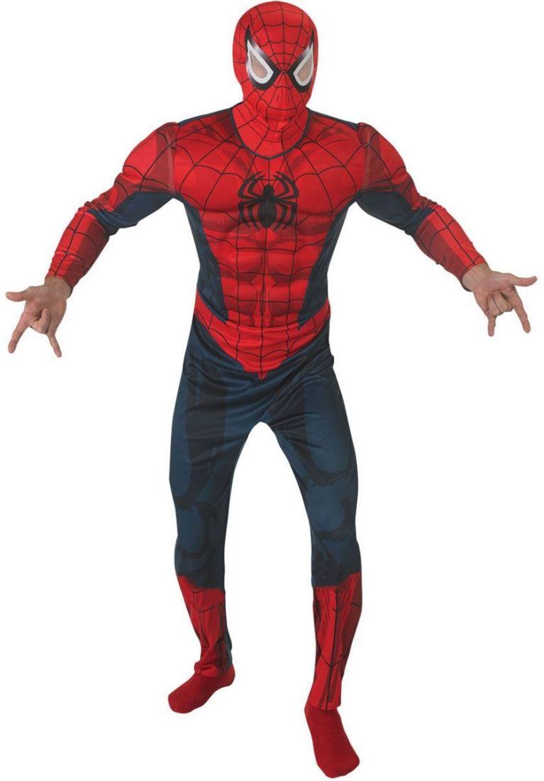 Костюм отважного Человека-паука