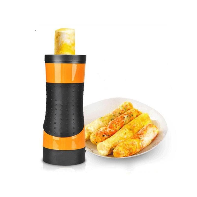 Яичница-ролл на палочке Rollie EggMaster, оранжевая