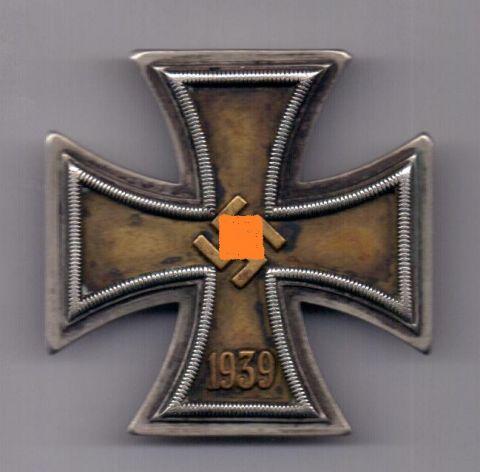 Орден 1939 года Железный крест 1 класса Германия