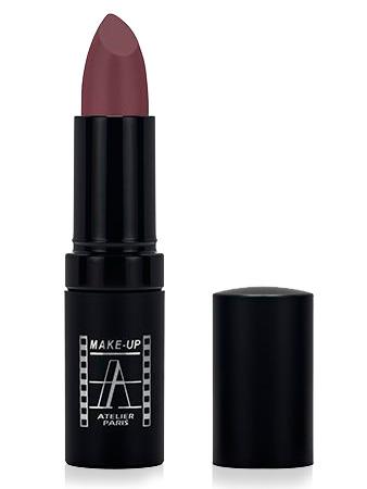 Make-Up Atelier Paris Velvet Lipstick B113V Помада Велюр коричнево-фиолетовый