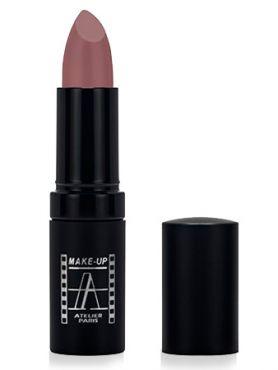 Make-Up Atelier Paris Velvet Lipstick B112V Помада Велюр розовое дерево