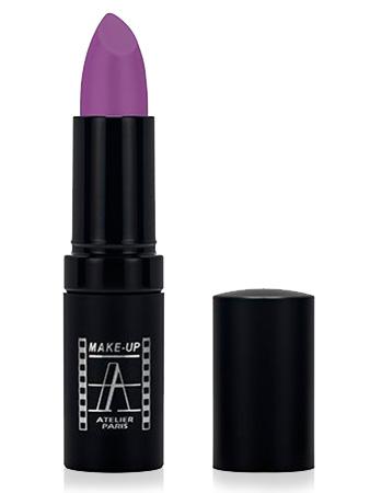 Make-Up Atelier Paris Velvet Lipstick B107V Lilac Помада Велюр сирень