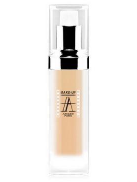 Make-Up Atelier Paris Anti-Aging Fluid Foundation Beige AFL2B Clear beige Тон-флюид антивозрастной 2B светло-бежевый