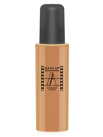 Make-Up Atelier Paris Fluid Foundation Apricot FLW4A Apricot honey Тон-флюид водостойкий 4А Натурально - абрикосовый (абрикосовый)