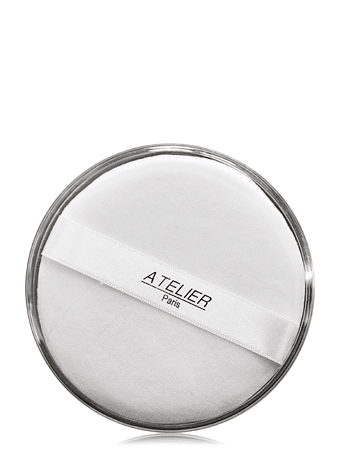 Make-Up Atelier Paris Eponge synthetique HOUP Powder puff Пуховка для пудры 10 см