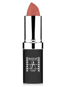 "Make-Up Atelier Paris Cristal Lipstick B012 Pinky beige Помада ""Кристалл"" бежево - розовый"