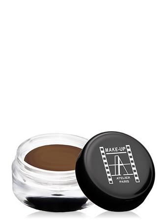 Make-Up Atelier Paris Cream Eyeshadow ESCBZ Bronze Тени для век кремовые бронзовый (табачно-оливковые с мерцанием)