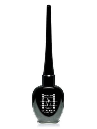 Make-Up Atelier Paris Liquid Eyeliner ELNWM Noir mat Подводка для глаз жидкая черная матовая